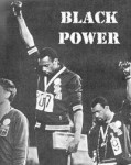 Black Power Fist!